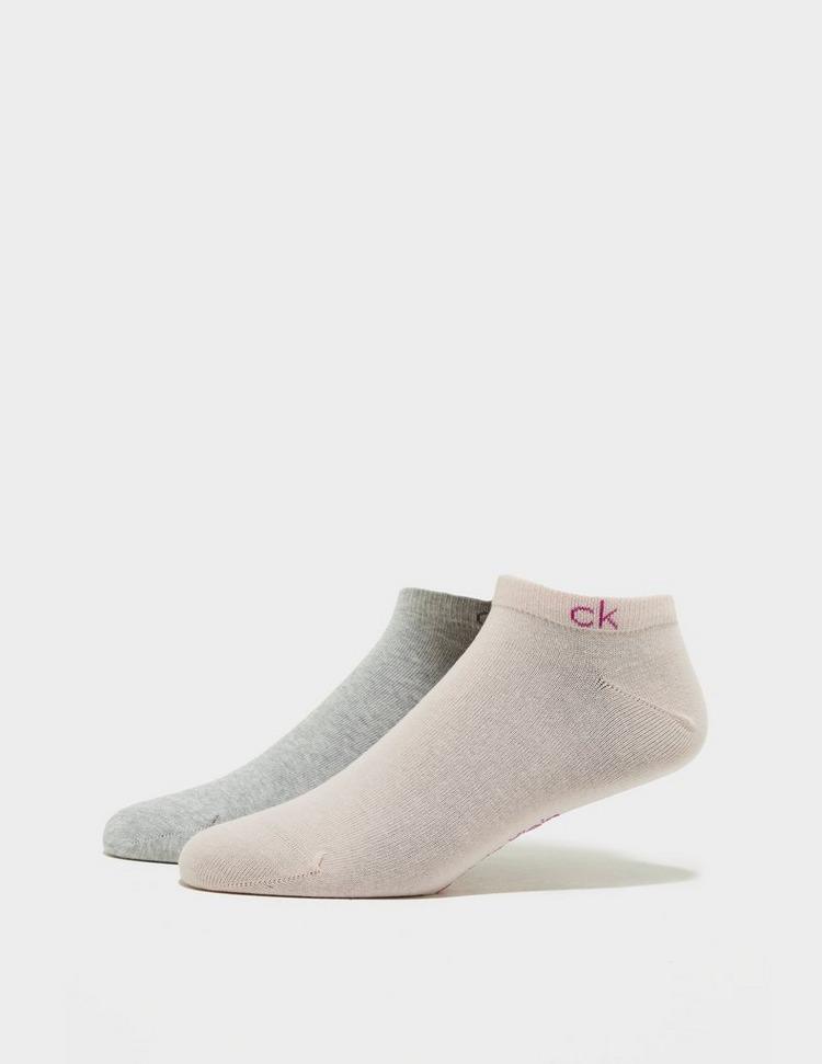 Calvin Klein Underwear 2 Pack Pyal Socks