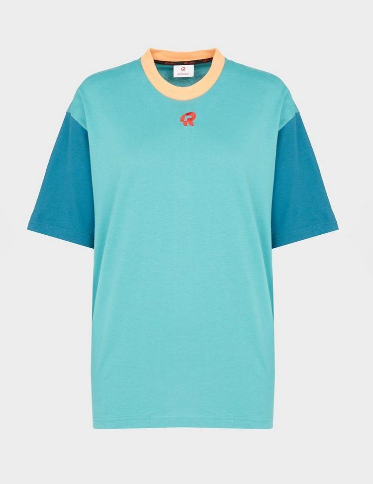 Red Run Activewear Oversized T-Shirt