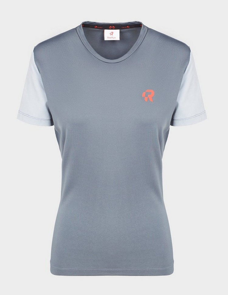 Red Run Activewear Technical Sports T-Shirt