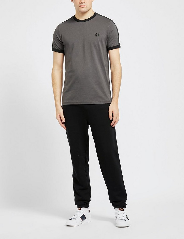 Fred Perry Tonal Taped Ringer T-Shirt