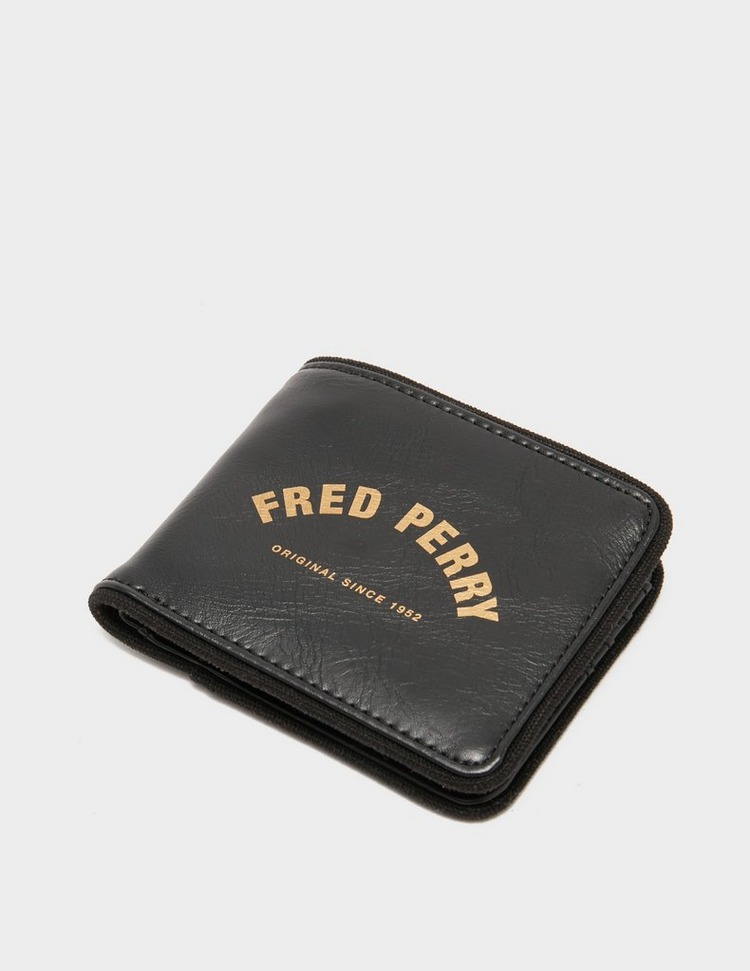 Fred Perry Arch Billfold Wallet