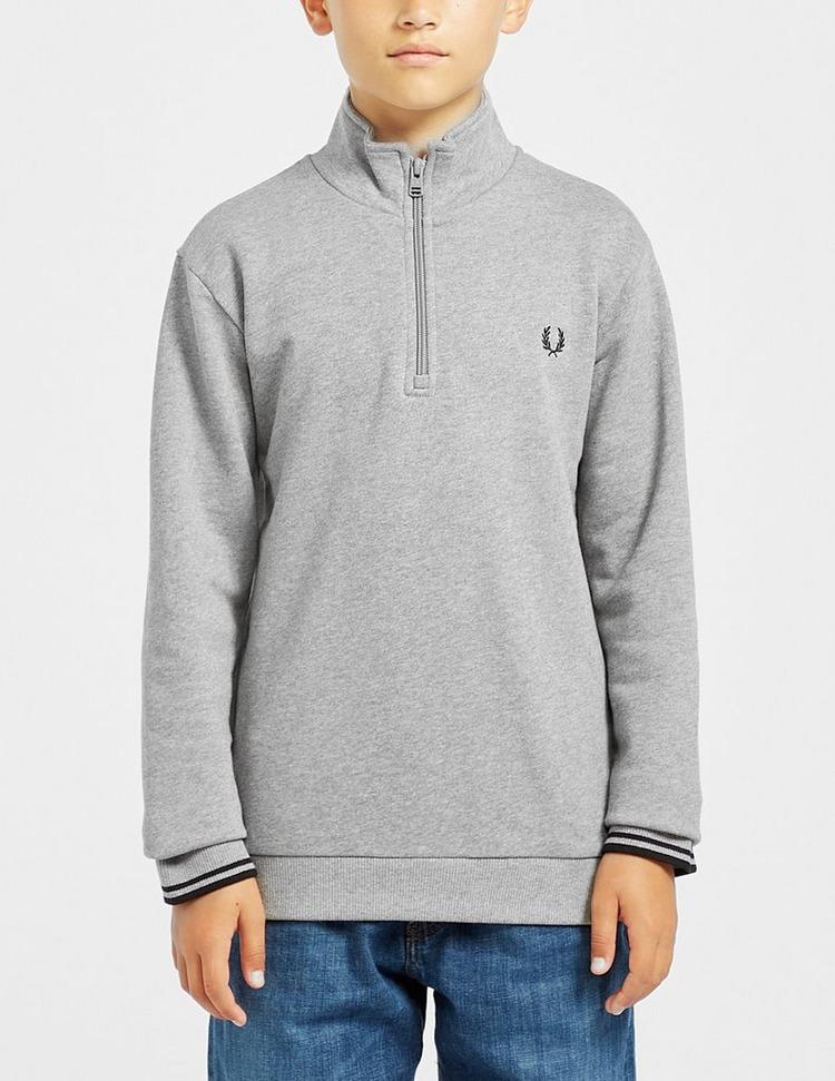 Fred Perry 1/4 Zip Sweatshirt