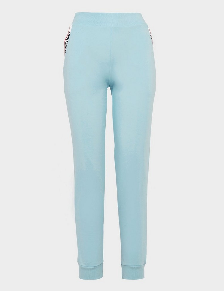 Moschino Logo Tape Track Pants