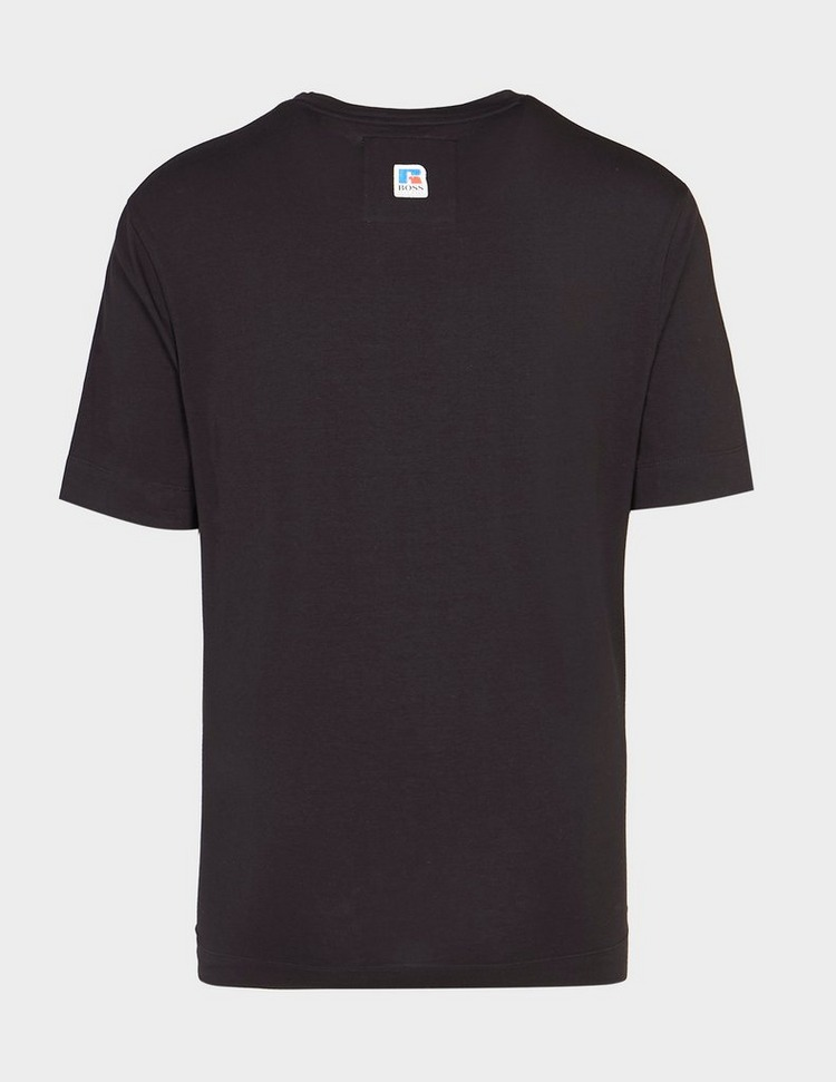 BOSS x Russell Athletic Large Logo T-Shirt