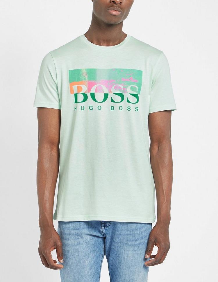 BOSS Teally Split T-Shirt