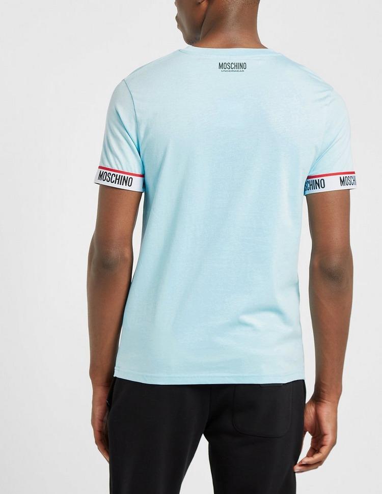 Moschino Sleeve Tape T-Shirt