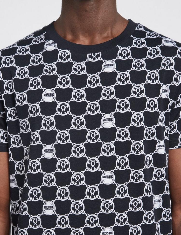 Moschino Monogram T-Shirt
