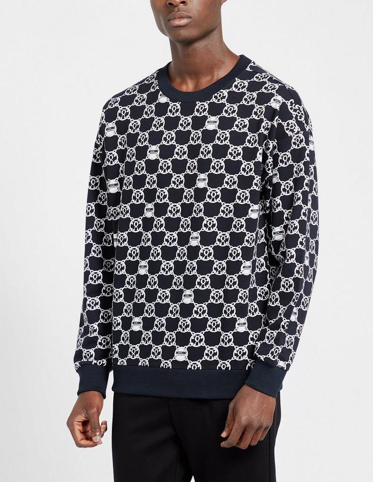 Moschino Monogram Sweatshirt