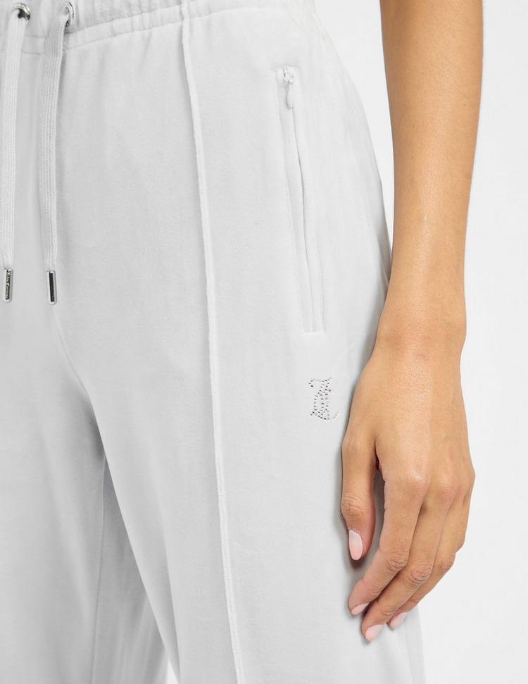 JUICY COUTURE Diamante Velour Track Pants