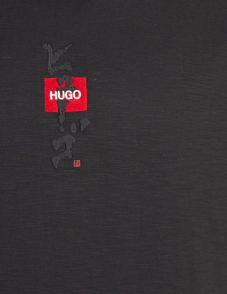 HUGO Dasabi Embroidered T-Shirt