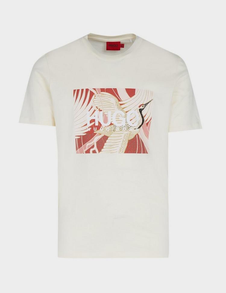HUGO Dolive Crane T-Shirt