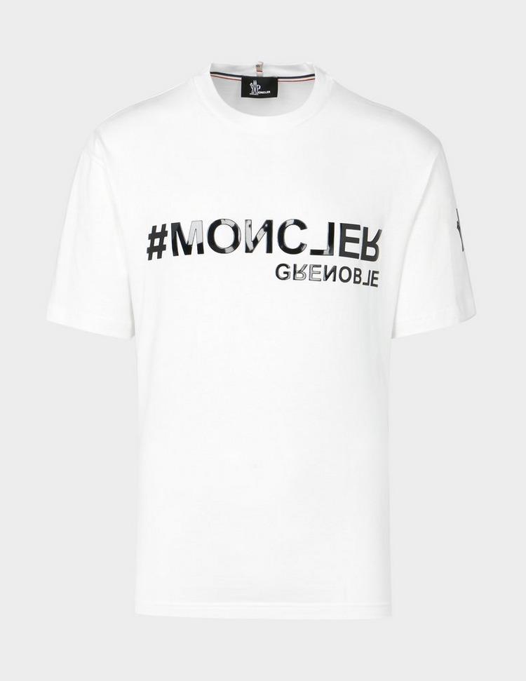 Moncler Grenoble Large Chest Logo T-Shirt