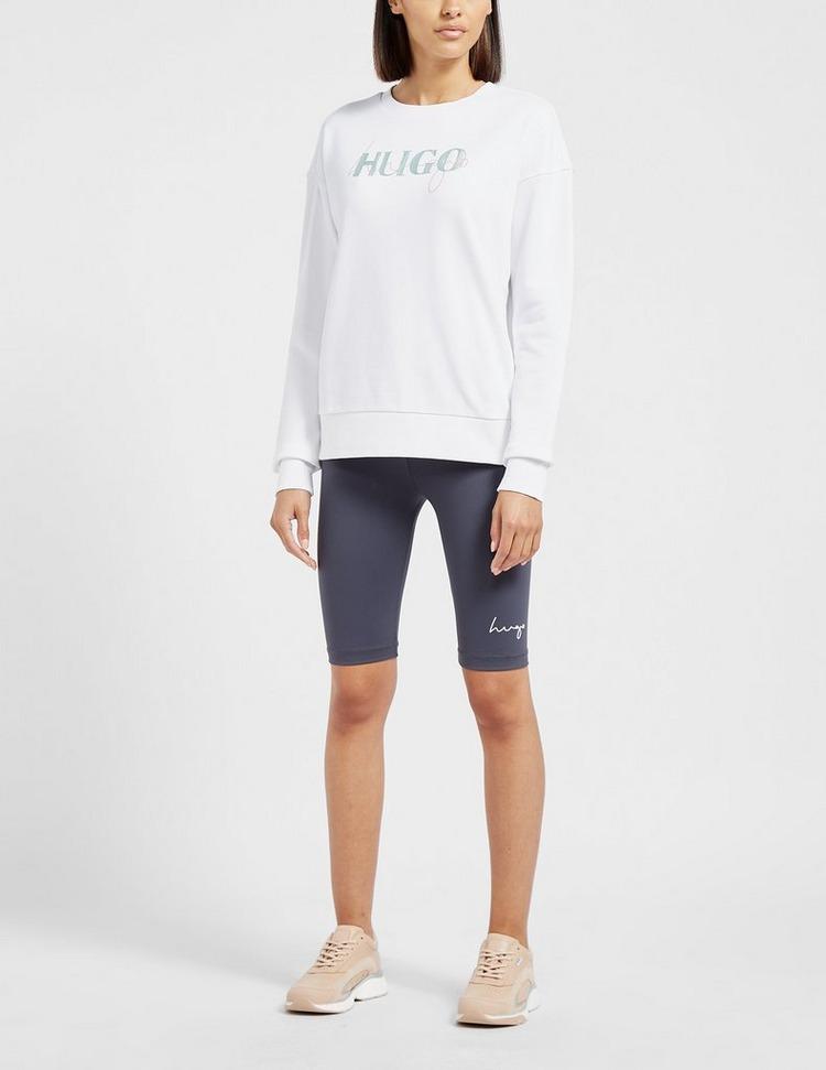 HUGO Script Sweatshirt