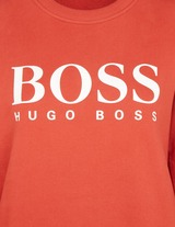 BOSS Ela Logo Sweatshirt