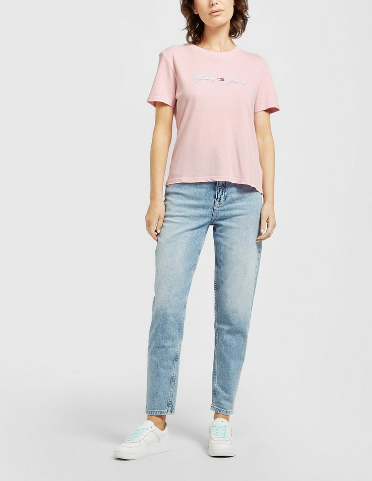 Tommy Jeans Linear Logo T-Shirt