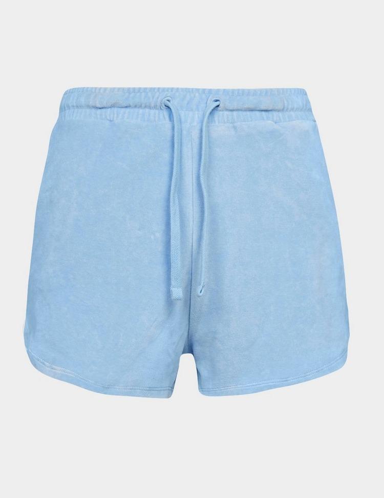 Tommy Jeans Velour Logo Shorts