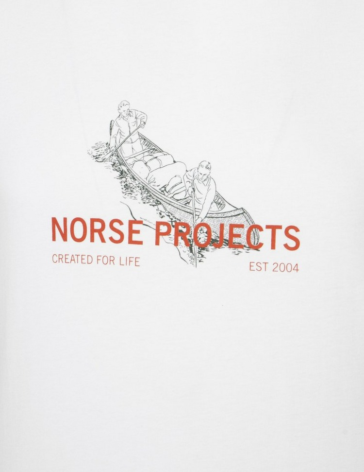 Norse Projects Canoe Print T-Shirt