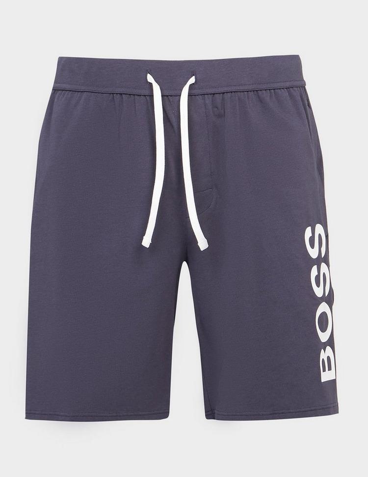 BOSS Identity Side Logo Shorts