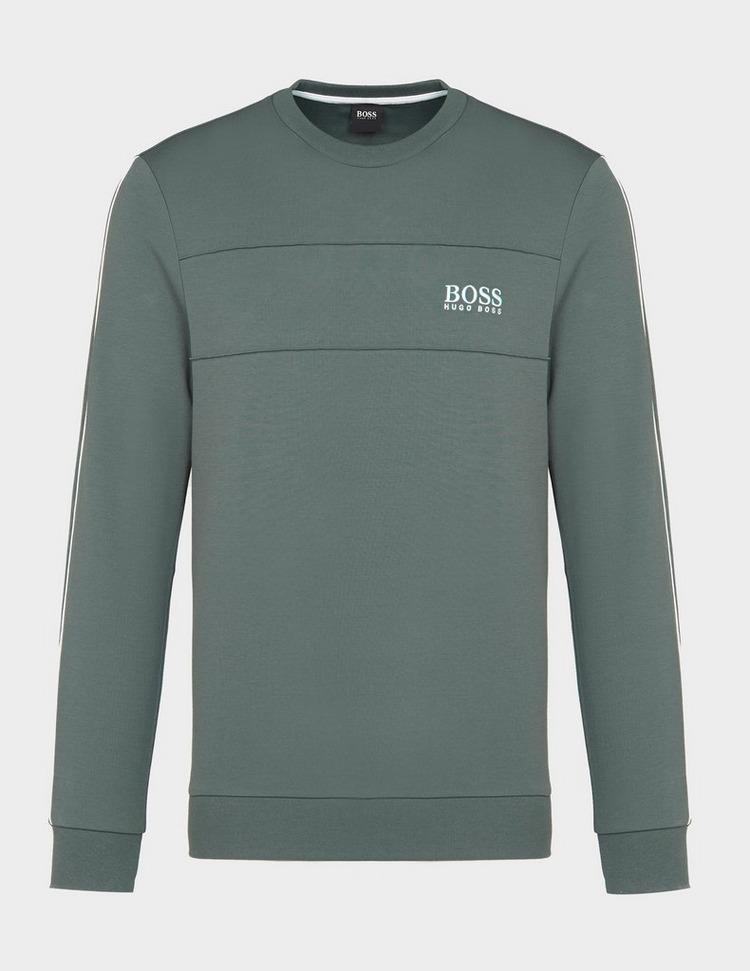 BOSS Pique Sweatshirt