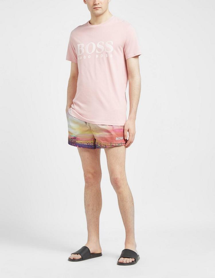 BOSS Soulfish Photo Swim Shorts