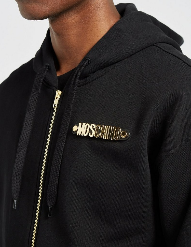 Moschino Gold Letter Hoodie