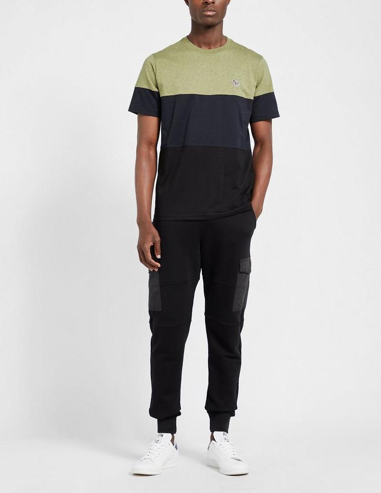 PS Paul Smith Zebra Colour Block T-Shirt
