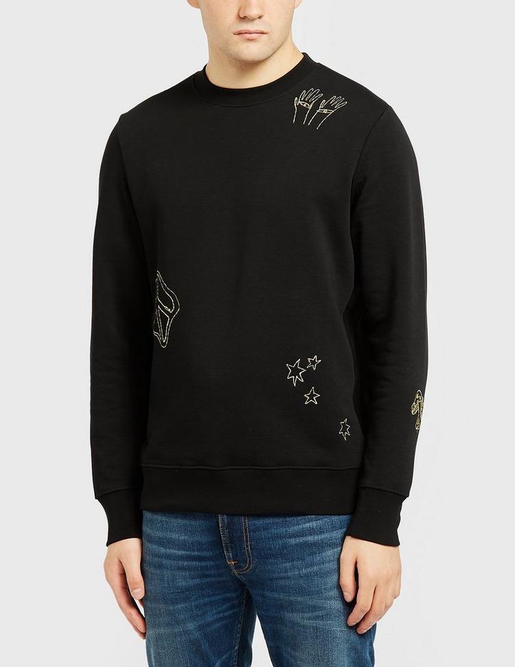 PS Paul Smith Doodles Crew Sweatshirt