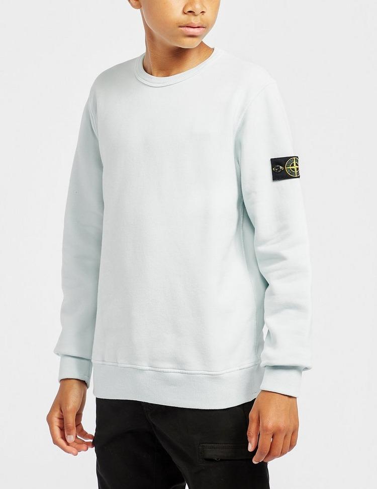 Stone Island Junior Badge Sweatshirt