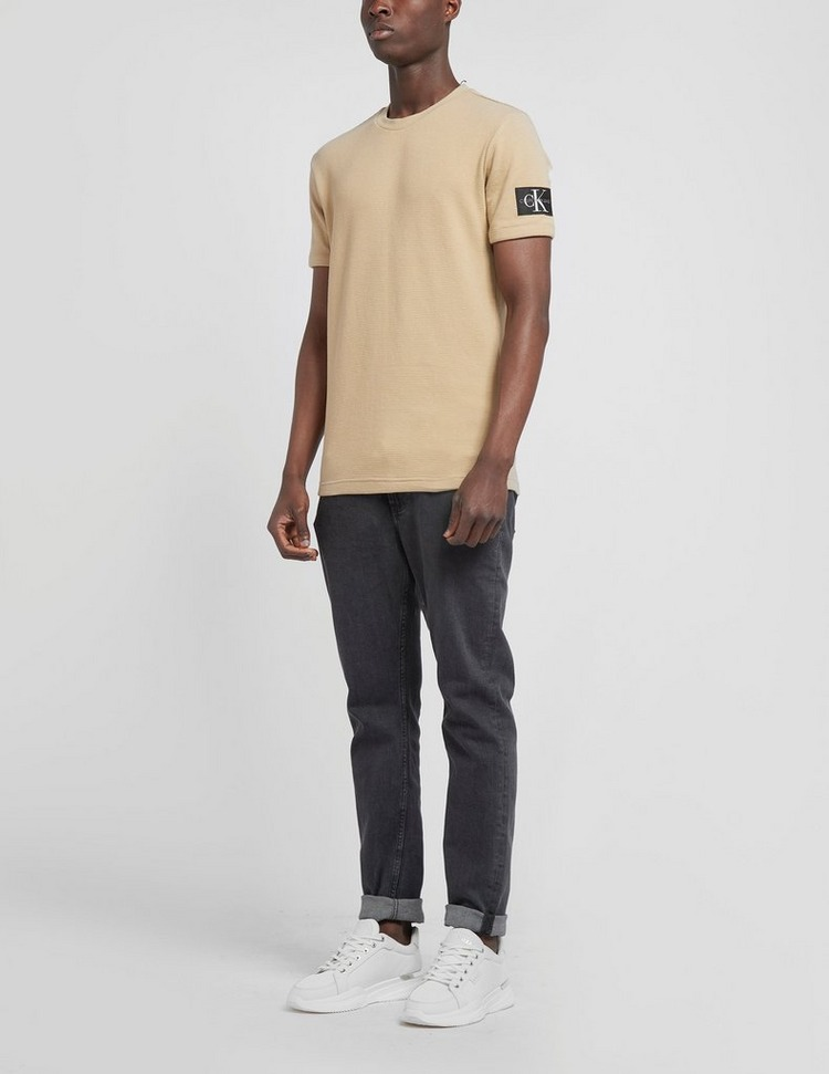 Calvin Klein Jeans Monogram Badge T-Shirt