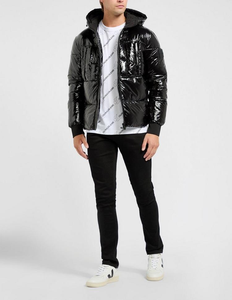 Calvin Klein Jeans High Shine Puffer