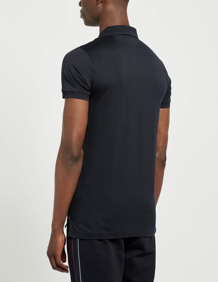 Tommy Hilfiger Zip Collar Polo Shirt