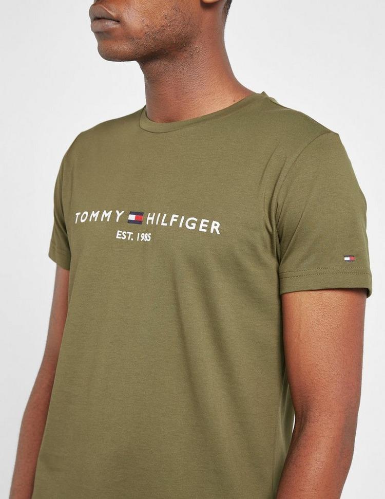 Tommy Hilfiger Logo T-Shirt