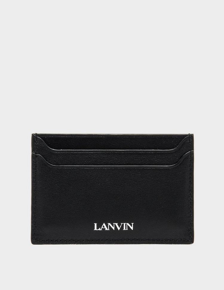 Lanvin Print Card Holder