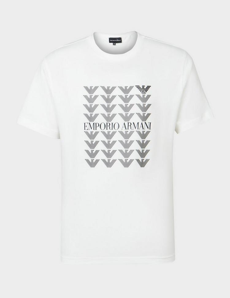 Emporio Armani Eagle Print T-Shirt