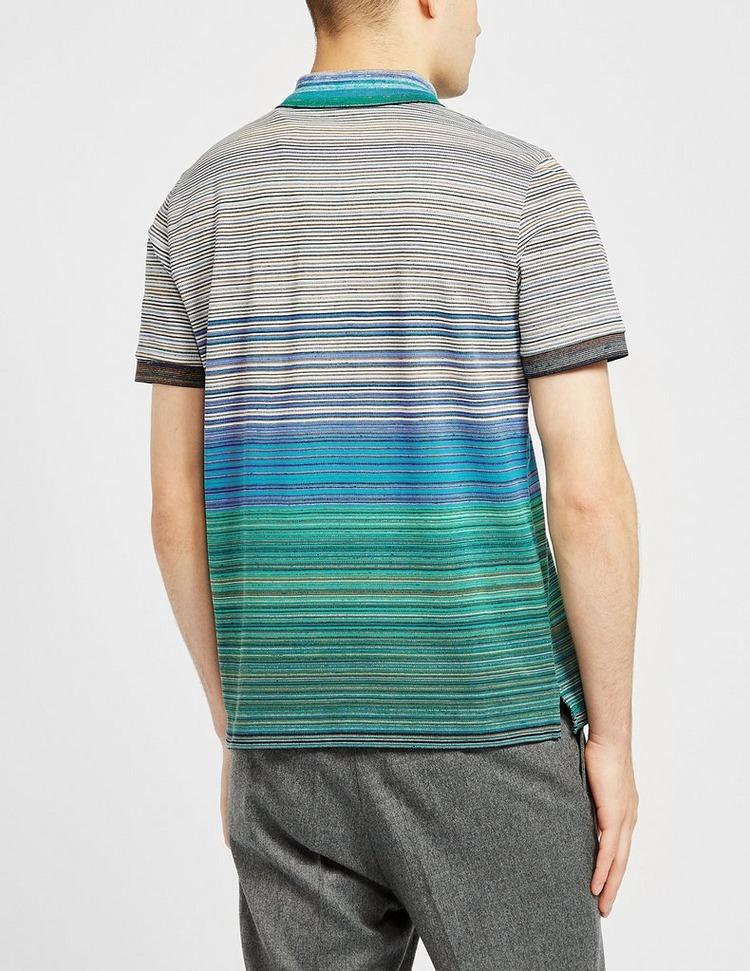 Missoni Space Dye Polo Shirt