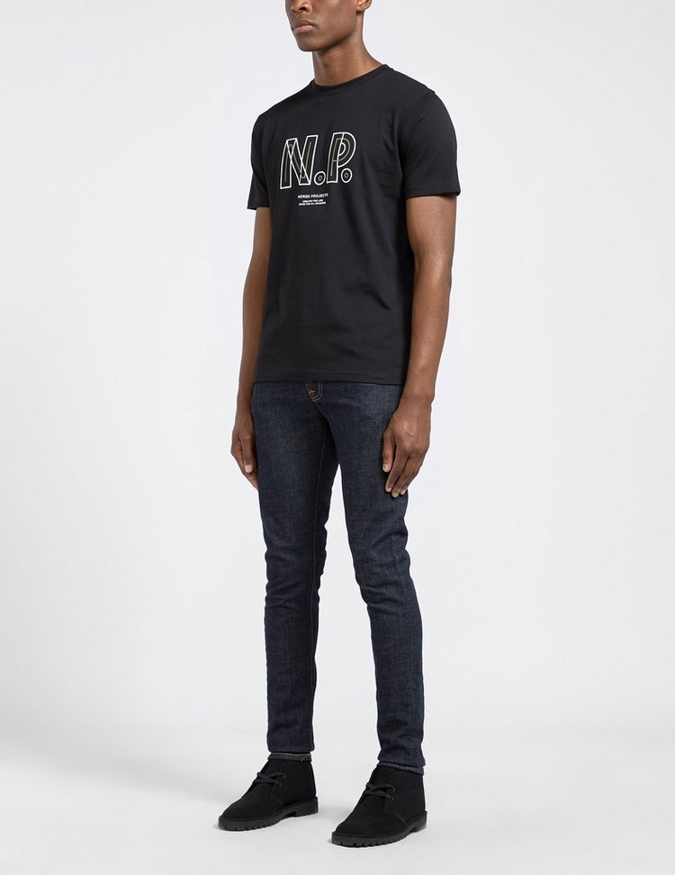 Norse Projects Line Large Logo T-Shirt