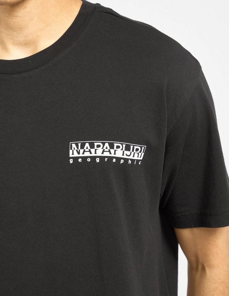 Napapijri Saretine Mountain T-Shirt