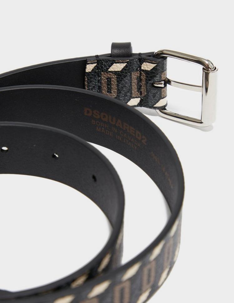 Dsquared2 Monogram Belt