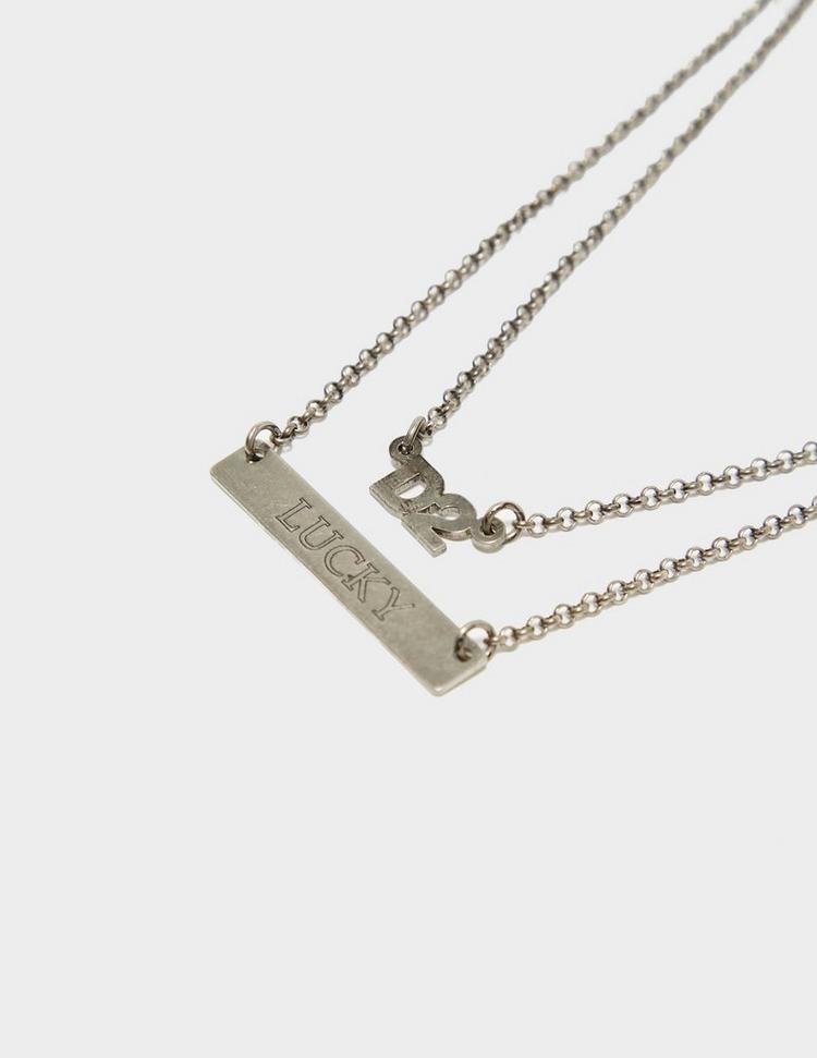 Dsquared2 Double Necklace