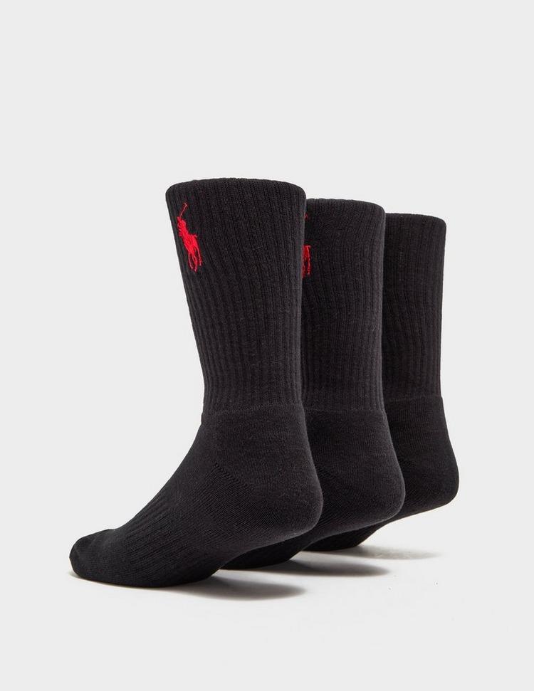 Polo Ralph Lauren 3 Pack Socks