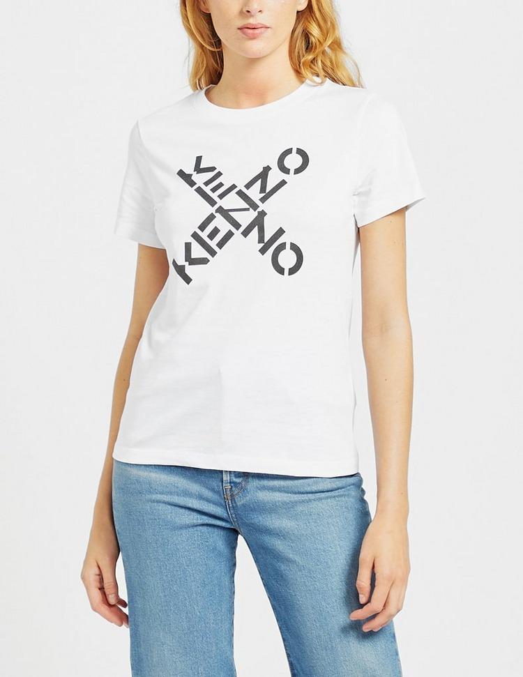 KENZO Sport Cross T-Shirt