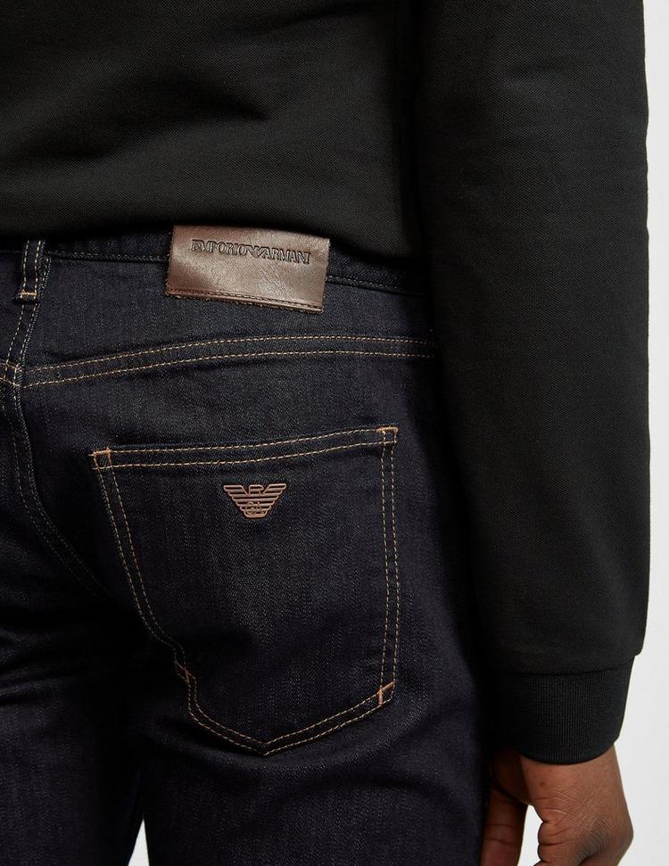 Emporio Armani J10 Skinny Jeans