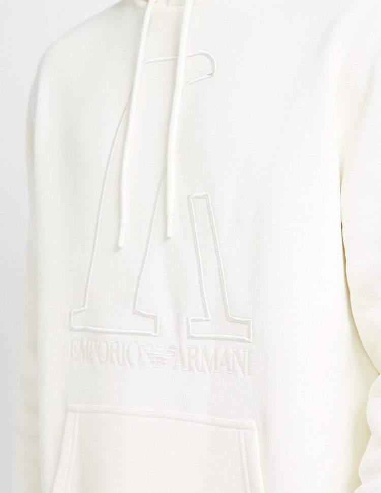 Emporio Armani A Logo Hoodie