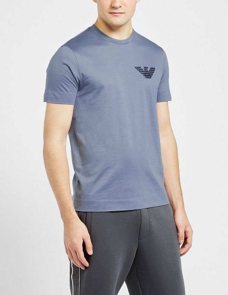 Emporio Armani Embossed Eagle T-Shirt