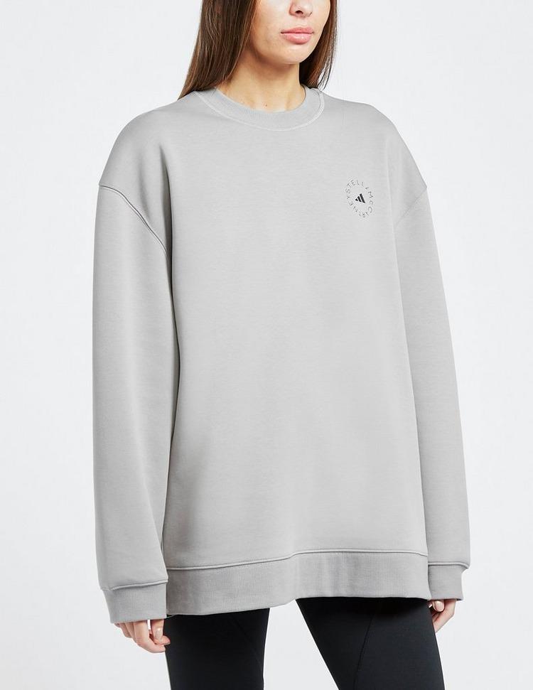 Adidas X Stella McCartney Logo Sweatshirt