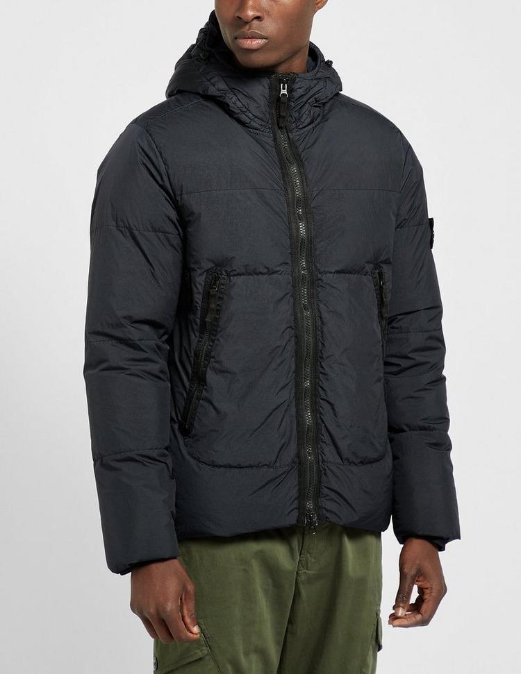 Stone Island Crinkle Rep Down Puffer Jacket