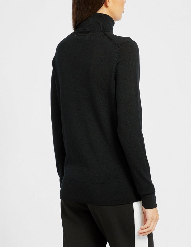 Calvin Klein Womenswear Knitted Roll Neck Jumper