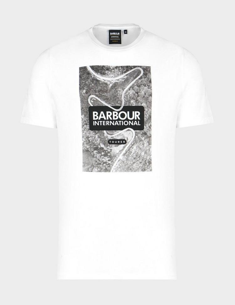 Barbour International Snake T-Shirt