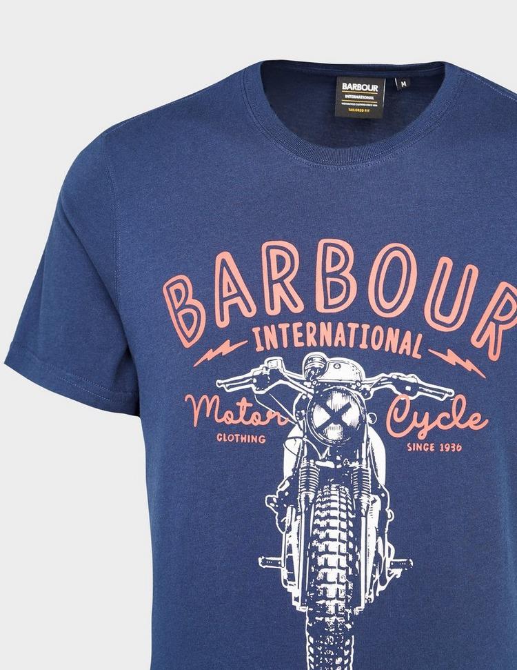 Barbour International Motorbike T-Shirt