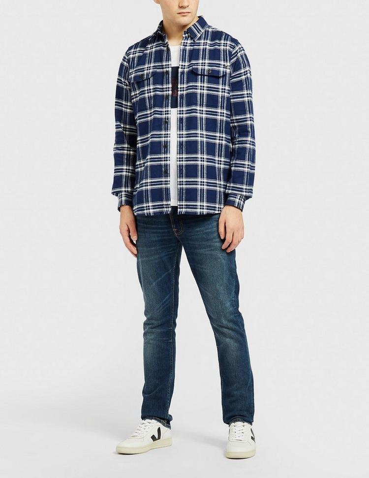 Barbour International Bold Check Shirt